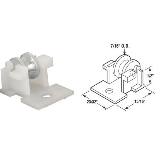 WINDOW ROLLER ASSEMBLY