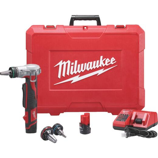 Milwaukee M12 Lithium-Ion 1.5 Ah Cordless ProPEX Expansion Tool