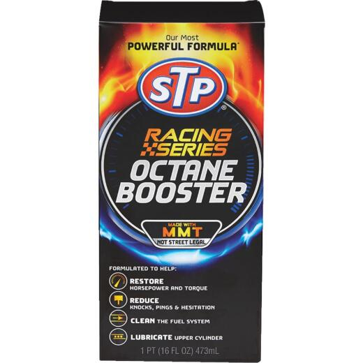 STP 16 Fl. Oz. Racing Series Octane Booster Gas Treatment