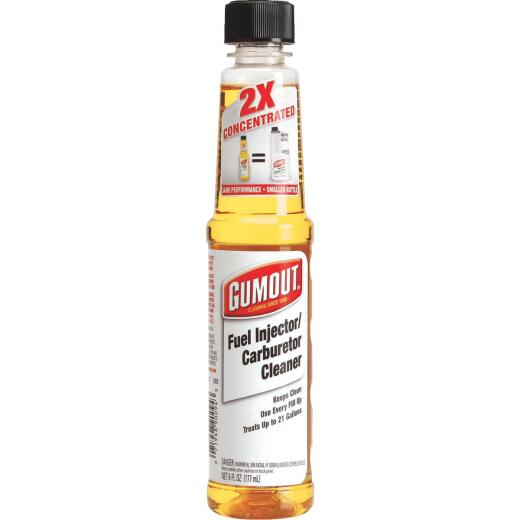 Gumout 6 Oz Liquid Carburetor Cleaner