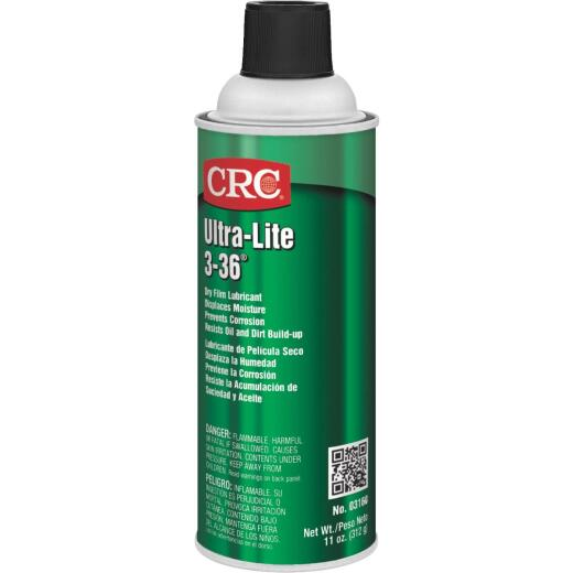 CRC Ultra-Lite 3-36 11 Oz. Aerosol Multi-Purpose Lubricant