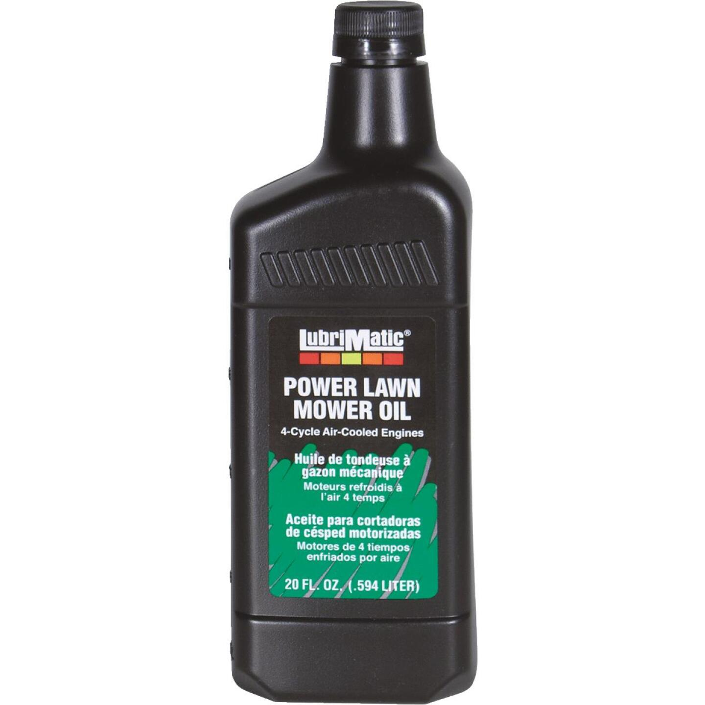 LubriMatic 30W 20 oz 4-Cycle Power Motor Oil Image 1