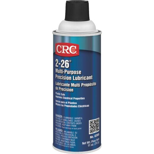 CRC Electrical 2-26 11 Oz. Aerosol Multi-Purpose Lubricant
