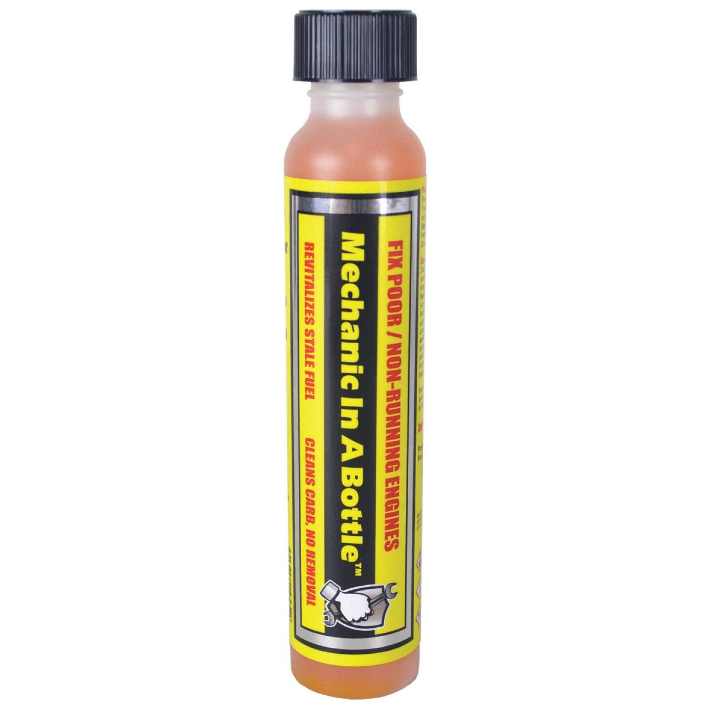 B3C Fuel Solutions 4 Fl. Oz. Mechanic In A Bottle Gas Treatment Image 1