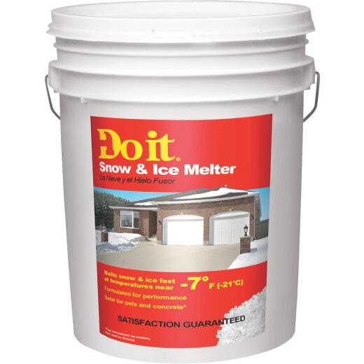 Do it 45 Lb. Snow And Ice Melt Pellets
