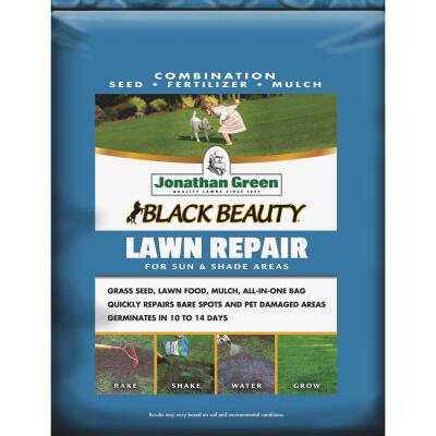 Jonathan Green 13.5 Lb. 300 Sq. Ft. Coverage Black Beauty Ultra Grass Patch & Repair