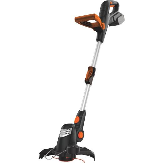 Earthwise 10 In. 20 Volt Lithium Ion Cordless String Trimmer
