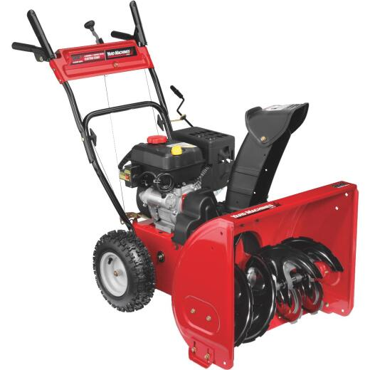 Yard Machine 24 In. 208cc 2-Stage Gas Snow Blower