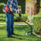 Troy-Bilt TB22 25cc 2-Cycle Curved Shaft Gas Trimmer Image 3